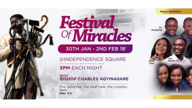 Photo of Bring the wiped out, not too sharp – Agyinasare dispatches Festival of Miracles