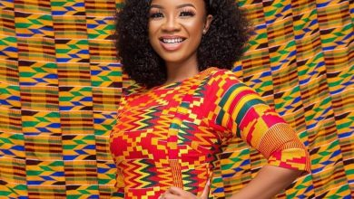 Photo of Serwaa Amihere storms Agogo for Salt Media launch and charity events