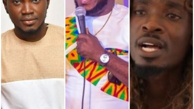 Photo of O.B Amponsah is no.1 comedian in Ghana. DKB livid as Mmebusem tailgates!