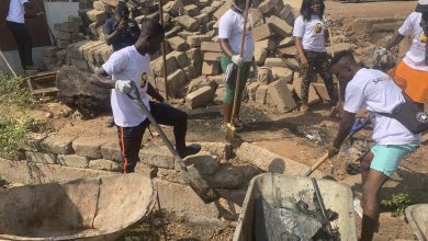Photo of CEO of Salt Media GH organizes clean-up exercise in Agogo ahead of official Launch of Salt 95.9FM
