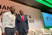 Photo of Salt Media boss, Ohene Kwame Frimpong attends Ghana Investment & Opportunities Summit 2020 in UK