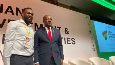 Photo of Salt Media boss, Ohene Kwame Frimpong attends Ghana Investment & Opportunities Summit 2020 in UK