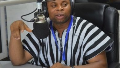 Photo of My girlfriend left me for a fried rice seller – Franklin Cudjoe