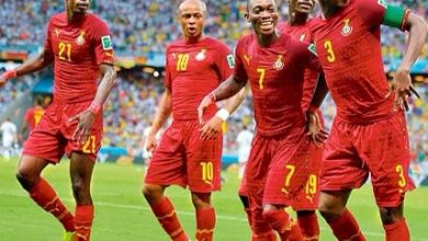 Photo of 2022 World Cup Qualifiers: Ghana to face Ethiopia, South Africa, Zimbabwe