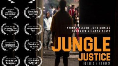 Photo of JUNGLE JUSTICE by Regina Van Helvert to screen at the Pan African Film Festival in Los Angeles