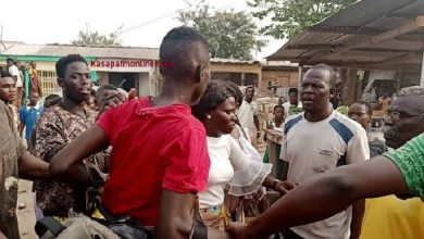 Photo of Two mobile money fraudsters nearly lynched at Awutu Bereku