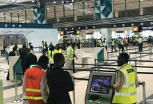 Photo of COVID-19: Over 300 workers of the Aviation Handling Services sent home