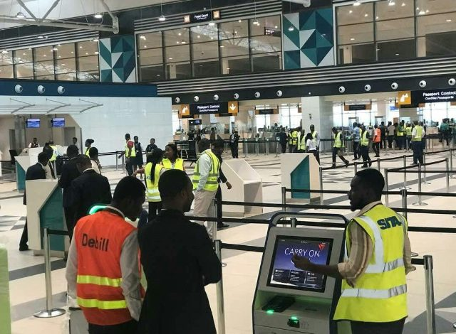 Photo of Hundreds of passengers expected as KIA resumes full operations today
