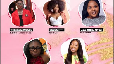 Photo of Cina Soul, Becca, others for 3Music Women's Brunch