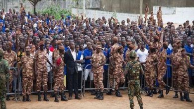 Photo of President Akufo-Addo frees 808 Deserving Prisoners to curb spread of Coronavirus