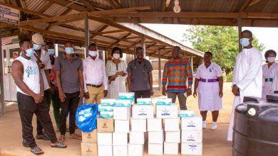 Photo of COVID19: Samini donates relief items to Wa Government Hospital to support the fight – SEE PHOTOS