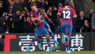 Photo of Jordan Ayew's strike against-West Ham voted as finest goal at Selhurst park