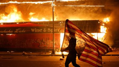 Photo of As protesters railed against police violence in Louisville, another black resident was killed