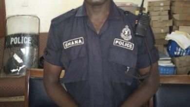 Photo of Koforidua: Police officer dies of COVID-19