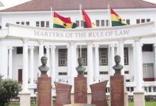 Photo of Supreme Court dismisses Mahama's application seeking 12 answers from EC