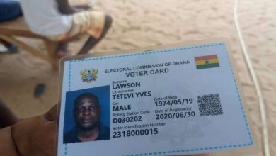 Photo of EC's registration exercise across the country in pictures