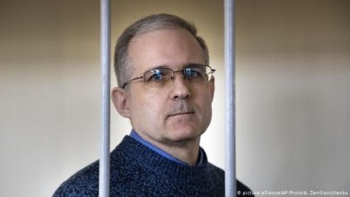 Photo of Russian court sentences former US marine Paul Whelan to 16 years in prison for espionage
