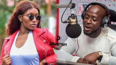 Photo of Video: You ask unprofessional questions – Wendy Shay tells Nana Romeo