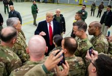 Photo of Live Update: Trump deploys 'heavily armed soldiers'