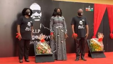 Photo of Photos: Ghanaians hold Memorial Service for George Floyd