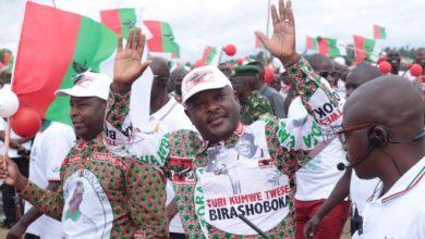 Photo of Burundi leader Nkurunziza died of Covid-19 — diplomats