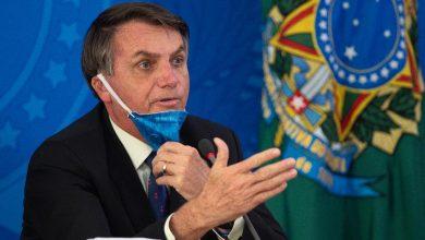 Photo of Coronavirus: Brazil's President Bolsonaro tests positive