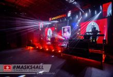 Photo of Mask4All Charity concert held with top music stars
