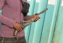Photo of A/R: Gunmen injure three after attacking a church during an all-night service