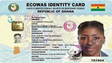 Photo of NIA introduces premium Ghana Card registration for GHC250, others to pay GHC100