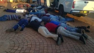 Photo of South African church attack: Five dead after 'hostage situation'