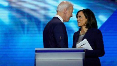 Photo of Biden picks Kamala Harris as running mate