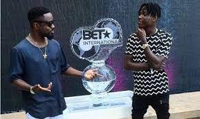 Photo of I'm dissapointed in Stonebwoy – Sarkodie