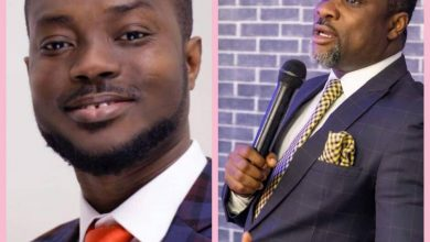 Photo of LET'S SHOW POWER! Rev Abbeam Danso and Apostle Nkum challenge The Mystic Twins to open battle