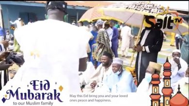 Photo of Video: How the Muslim Community in Agogo celebrated this year's Eid al-Adha