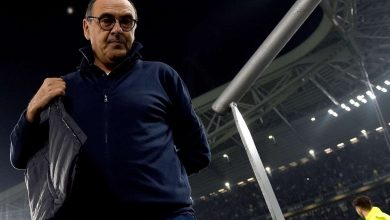 Photo of Juventus sack Sarri following Champions League failure