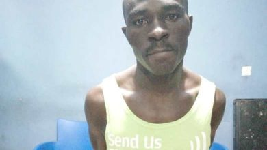 Photo of Police nab suspected car thief  in Kumasi