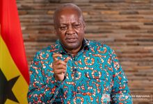 Photo of Jean Mensa's refusal to testify sets a bad precedence for the future – Mahama