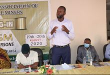 Photo of Association of small scale miners warn members on partisan politics
