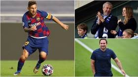 Photo of Frank Lampard makes 'move to bring Lionel Messi to Chelsea'