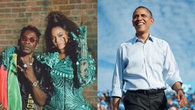 Photo of Barack Obama's summer playlist includes Beyoncé and Shatta Wale's Already
