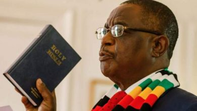 Photo of Zimbabwe VP named health minister after Covid-19 scandal