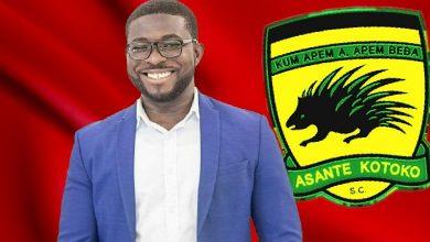 Photo of Asante Kotoko names new management team