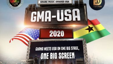 Photo of Ghana Music Awards USA scheduled for October 10