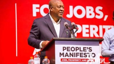 Photo of I'll put Ghanaian business at center of economic growth if you vote for me – Mahama