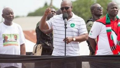 Photo of We're United, you can't divide Ghana – Mahama lashes out on Western Togoland separatists