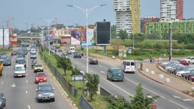 Photo of Major roads in Accra closed today for ECOWAS meeting