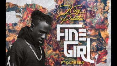 Photo of [Audio + Video]: King Paluta – Fine Girl Ft Quab Sea
