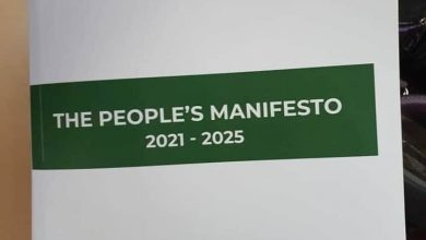 Photo of NDC's NEC approves 2020 manifesto ahead of official launch