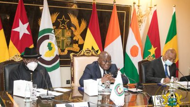 Photo of Ecowas orders Guinea to hold elections by March