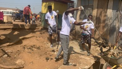 Photo of Salt FM to undertake cleanup exercise in Agogo and environs
